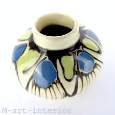 Miniatur Vase HAK Herman A. Kähler Danish Art Pottery Art Déco Denmark 1920 1930