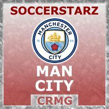 CRMG SoccerStarz MANCHESTER CITY MAN C CITIZENS (like MicroStars)