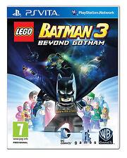 Lego Batman 3 Beyond Gotham PS VITA psvita Game