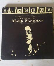 Sandbox: The Music of Mark Sandman (Morphine) 3disc set