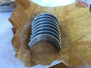 "Fiat -.030"" Bigend Bearings 125/124 Sport,Spider 1967 On 1608cc"