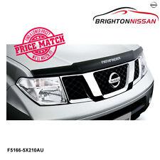 New Genuine Nissan Pathfinder R51 Smoked Bonnet Protector F51665X210AU RRP $107