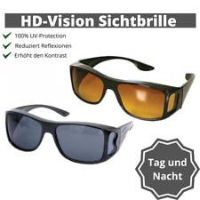 HD-VISION automobilisti Occhiali | Notte Guida Occhiali | Visione Notturna Occhiali | Occhiali contrasto