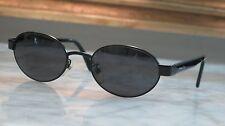 Sierra Club Polished Black - Oval Style Unisex Sunglasses *LIQUIDATION*