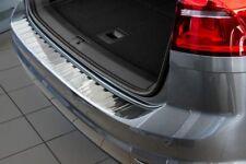 Protezione paraurti per VW Golf Sportsvan 2014-2018 acciaio inossidabile