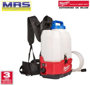 MILWAUKEE M18BPFPH-0 BACK PACK PUMP + WATER TANK - SWITCH TANK - 4933464961