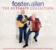 Foster and Allen : The Ultimate Collection CD (2012) ***NEW***