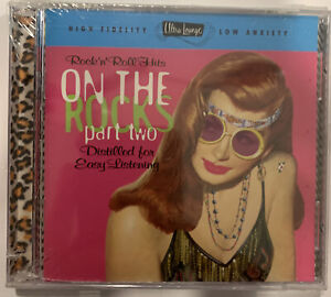 Ultra Lounge: On The Rocks Part Two by V/A · CD · Capitol CDP 724385543326