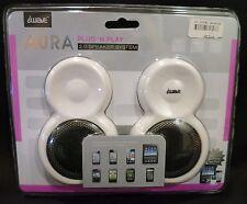 NIP iWave Aura Plug 'N Play 2.0 Speaker System Use with iPhone iPad