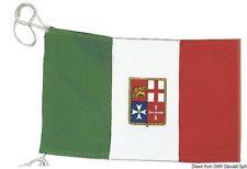 Bandiera Italia Marina Mercantile 20 x 30 cm | Marca Osculati | 35.453.01