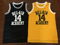 Will Smith #14 The Fresh Prince of Bel Air Academy Basketball Jersey Stitched