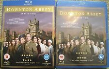 Downton Abbey - Series 2 (Blu-ray, 2011) BRAND NEW & SEALED WITH SLIPCOVER