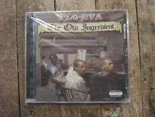 Flo-Eva The Old Ingedient EP RARE Midwest US Nebraska Gangsta Rap CD NEW SEALED