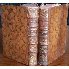 COUTUMES D'AUVERGNE Notes Charles du MOULIN dédié au Maréchal De NOAILLES 1745