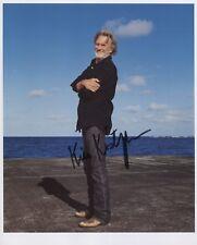 Kris Kristofferson (Singer Actor) Signed Photo Genuine In Person
