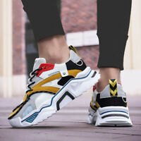 Men's Fashion Star Shoes Cool Show INS Sneakers Running Sports Jogging Athletic