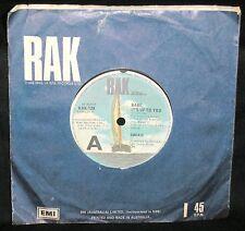 SMOKIE - BABE, IT'S UP UP YOU - V. RARE 1979 OZ 1ST PRESS/RAK-129/EX