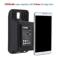 IBESTWIN For Samsung Galaxy Note 3 10000mah Extended Battery + TPU Case Cover