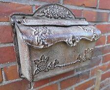Nostalgique Boîte aux Lettres Fonte Antique Country-Style-Nouveau