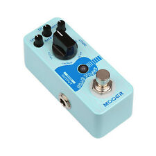 New Mooer Baby Water Acoustic Guitar Delay and Chorus Effects Pedal!