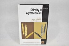 CHIRALITY IN AGROCHEMICALS BY JUNSHI MIYAMOTO (ENGLISH) HARDCOVER 0-471-98121-4