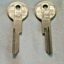 VINTAGE MOPAR DODGE DESOTO OEM TRUNK / GLOVEBOX KEY BLANK FITS 1957 1958