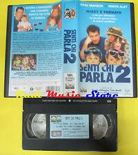VHS film SENTI CHI PARLA 2 1997 john travolta kristie alley COLUMBIA(F64) no dvd