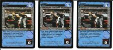 WWE RAW DEAL - 3X Stagger *FREE SHIPPING* RARE Action