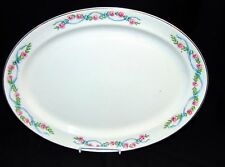 """Hall WILDFIRE *13 1/4"""" OVAL PLATTER*"""