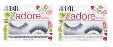 2 x ARDELL Adore 'Carly' Lashes - Black False Lashes - Adhesive Included