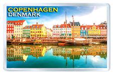 COPENHAGEN DENMARK MOD2 FRIDGE MAGNET SOUVENIR IMAN NEVERA