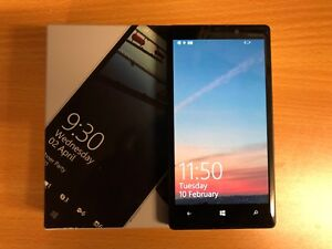Nokia Lumia 930 - 32GB - Black (O2) Smartphone  B Grade Condition VAT INC