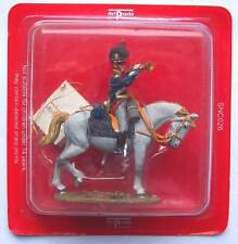 Del Prado Figurine Plomb Trompette du 11e Régiment de Cavalerie 1806-1810 #25