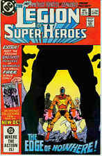 Legion of Super-Heroes # 298 (Keith Giffen, AMETISTA Preview insert) (USA, 1983)