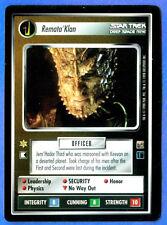 Star Trek CCG   REMATA' KLAN  (Dominion)