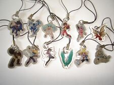 BAKUGAN METAL PENDANTS ANIME & MANGA SET - TOYS FIGURES COLLECTIBLES MINIATURES