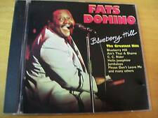 FATS DOMINO BLUEBERRY HILL GREATEST HITS  CD MINT-