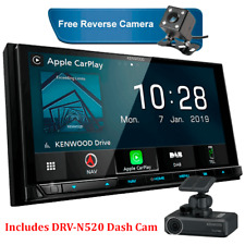 Kenwood DNX9190DABS GPS GARMIN Car Stereo AV Navigation System + Dash Cam