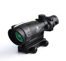 Airtsoft ACOG 3.5x35 Fibre Optical Scope with Green Fibre Green Dot New Airsoft