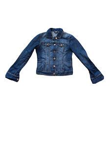 American Eagle Women's Denim Blue Jean Jacket Size S /P