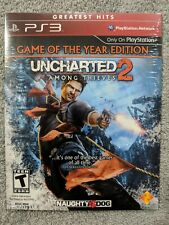 NEW PlayStation 3 PS3 Uncharted 2: Among Thieves Game of the Year Edition