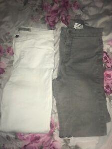 X2 Womens Petite Jeans Size 8