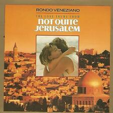 "RONDO' VENEZIANO "" The Love Theme From ""Not Quite Jerusalem"""" 7"" UK  PRESS EX++"
