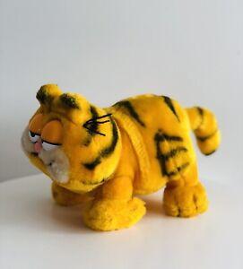 Vintage Garfield Dakin Plush Stuffed Toy Stofftier Kuscheltier Plüsch Stoff Tier