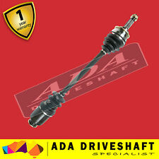 1 NEW FRONT CV JOINT DRIVE SHAFT TO SUIT SUBARU LIBERTY 89-10/99