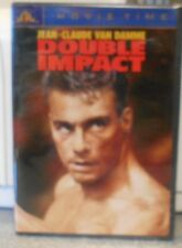 Double Impact (DVD, 2001) RARE 1991 VAN DAMME BRAND NEW MGM