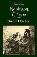 Aventuras de Robinson Crusoe by Daniel Defoe (2012, Paperback)