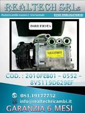 Compressore aria condizionata FORD FIESTA 2010FEB01-0552- 8V5119D629EF