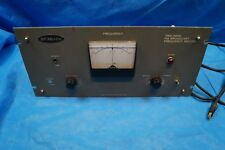 Vintage McMartin Tbm-3000 Fm Broadcast Frequency Monitor For Parts Or Repair