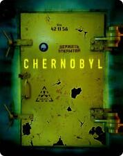 Chernobyl - Steelbook 2019 Sky Atlantic Drama (Blu-ray) Jared Harris